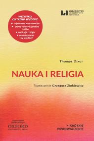 okładka Nauka i religia, Ebook   Thomas Dixon, Grzegorz Zinkiewicz