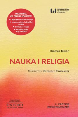 okładka Nauka i religia, Ebook   Thomas Dixon
