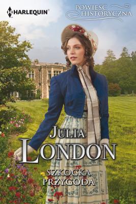 okładka Szkocka przygoda, Ebook   Julia London