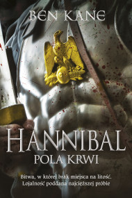 okładka Hannibal. Ebook | Ben Kane