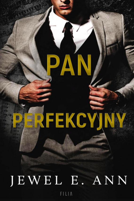 okładka Pan Perfekcyjnyebook | EPUB, MOBI | E. Ann Jewell