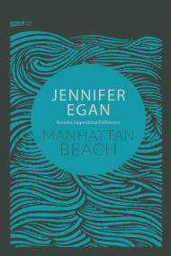 okładka Manhattan Beach. Ebook | Jennifer Egan