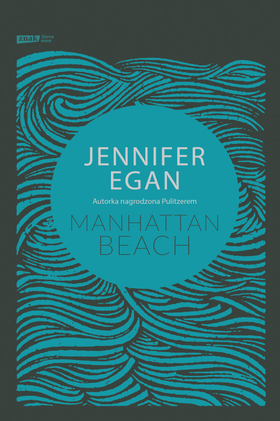 okładka Manhattan Beachebook | EPUB, MOBI | Jennifer Egan