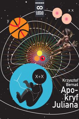 okładka Apokryf Juliana, Ebook | Bernaś Krzysztof