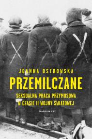 okładka Przemilczane. Ebook | Ostrowska Joanna