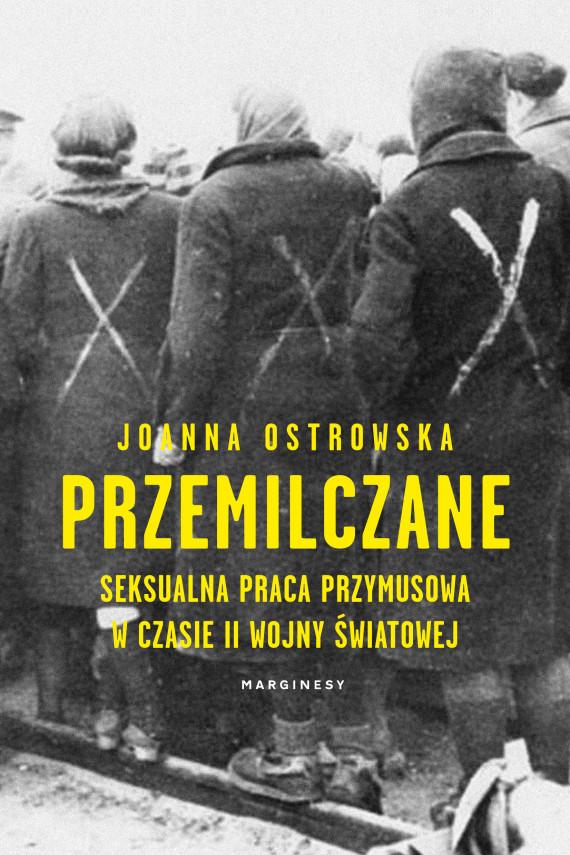 okładka Przemilczaneebook | EPUB, MOBI | Ostrowska Joanna