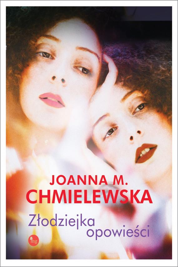okładka Złodziejka opowieściebook | EPUB, MOBI | Joanna M. Chmielewska