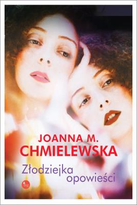 okładka Złodziejka opowieści, Ebook | Joanna M. Chmielewska