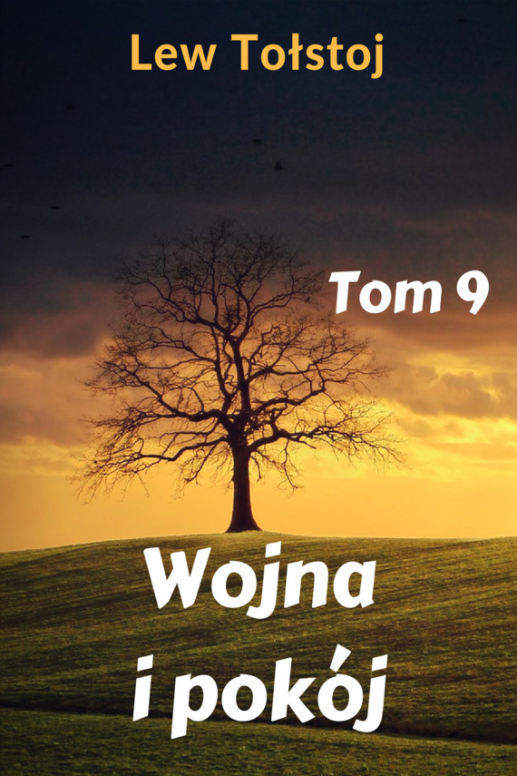 okładka Wojna i pokój. Tom 9ebook | EPUB, MOBI | Lew Tołstoj