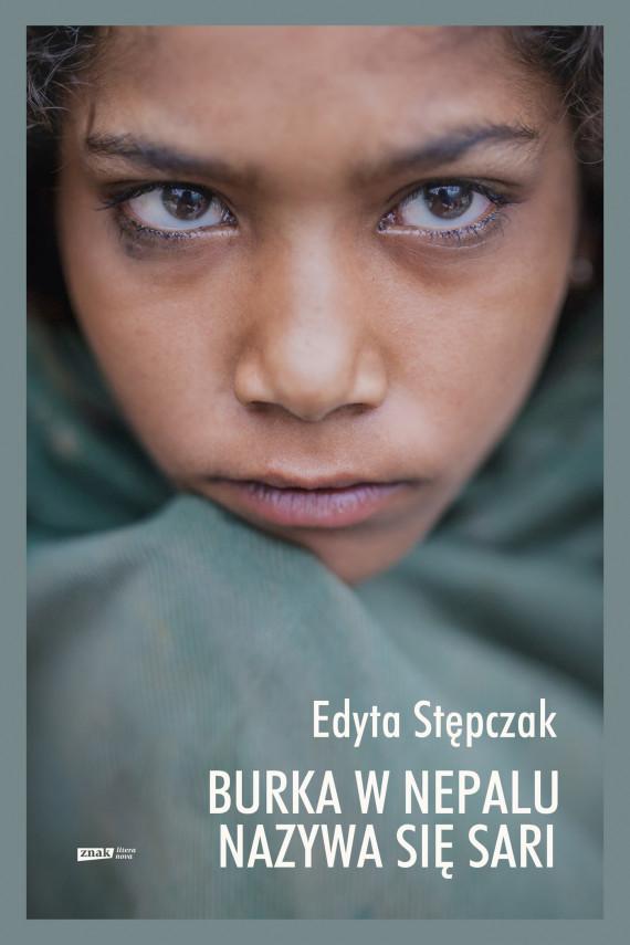 okładka Burka w Nepalu nazywa się sariebook | EPUB, MOBI | Edyta Stępczak
