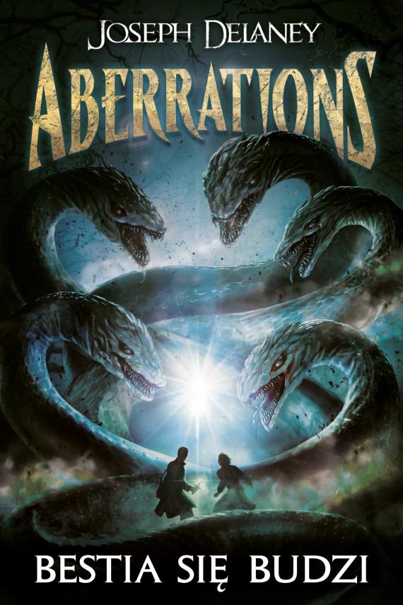 okładka Aberrations 1. Bestia się budziebook | EPUB, MOBI | Joseph Delaney