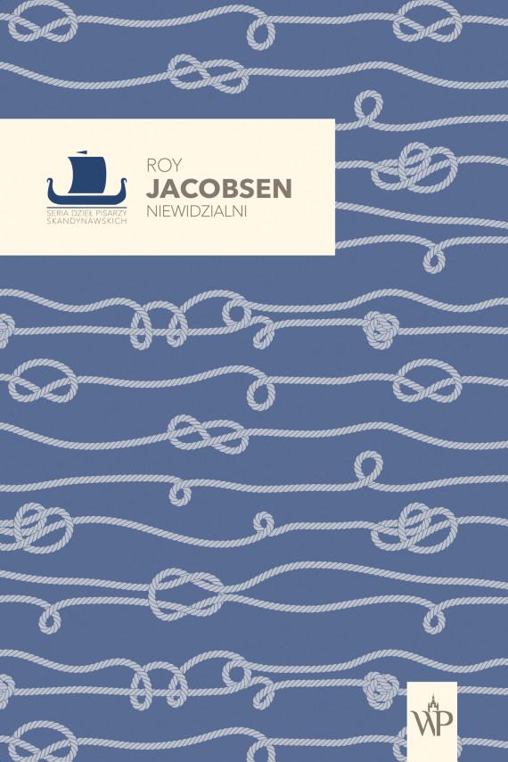 okładka Niewidzialniebook | EPUB, MOBI | Roy Jacobsen