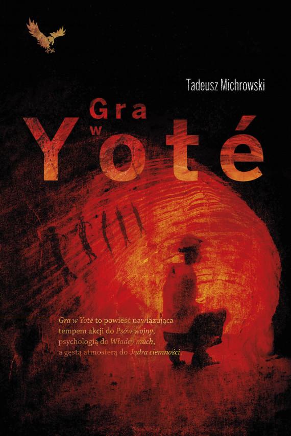 okładka Gra w yoteebook | EPUB, MOBI | Michrowski Tadeusz