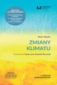 okładka Zmiany klimatu, Ebook | Mark Maslin, Katarzyna Dośpiał-Borysiak