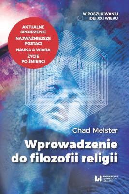 okładka Wprowadzenie do filozofii religii, Ebook   Sieczkowski Tomasz, Meister Chad, Dawid Misztal