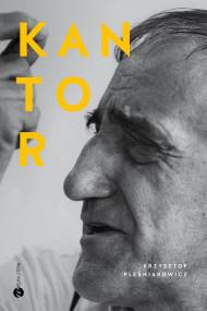 okładka Kantor, Ebook | Krzysztof Pleśniarowicz