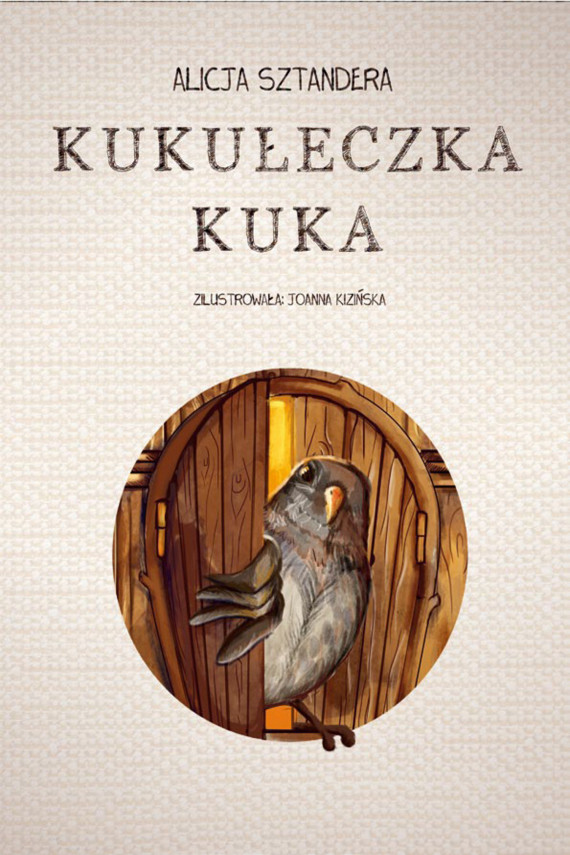 okładka Kukułeczka kukaebook | EPUB, MOBI | Sztandera Alicja