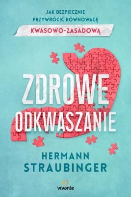 okładka Zdrowe odkwaszanie, Ebook | Hermann Straubinger