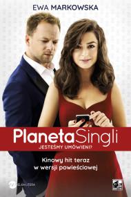 okładka Planeta Singli, Ebook | Ewa Markowska