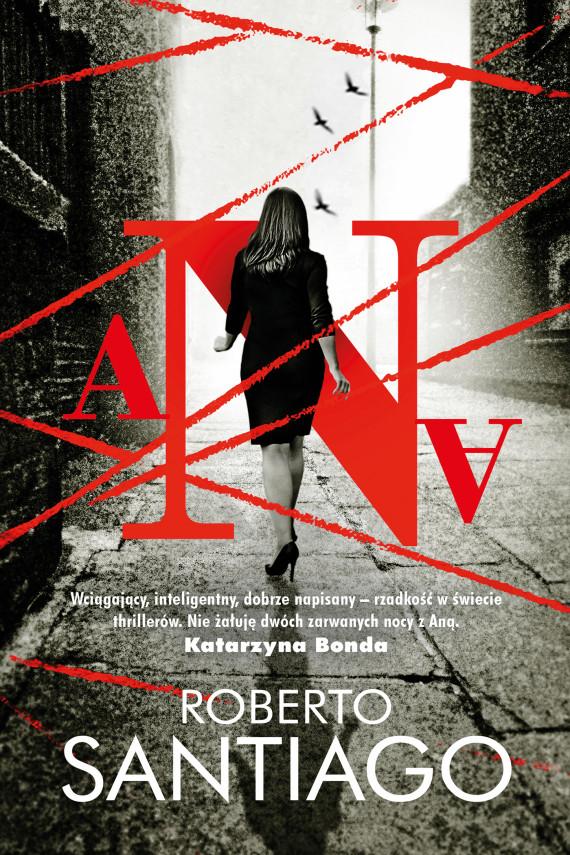 okładka Anaebook | EPUB, MOBI | Grzegorz Ostrowski, Joanna Ostrowska, Santiago Roberto