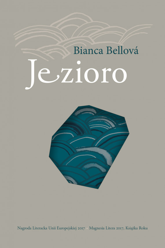 okładka Jezioroebook | EPUB, MOBI | Anna Radwan-Żbikowska, Bianca Bellova