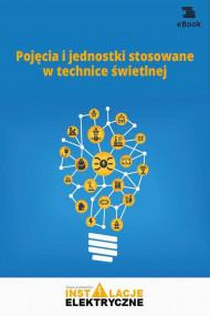 okładka Pojęcia i jednostki stosowane w technice świetlnej. Ebook | Janusz  Strzyżewski