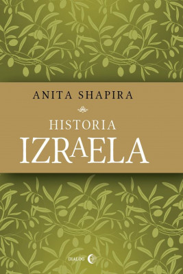 okładka Historia Izraela, Ebook | Shapira Anita