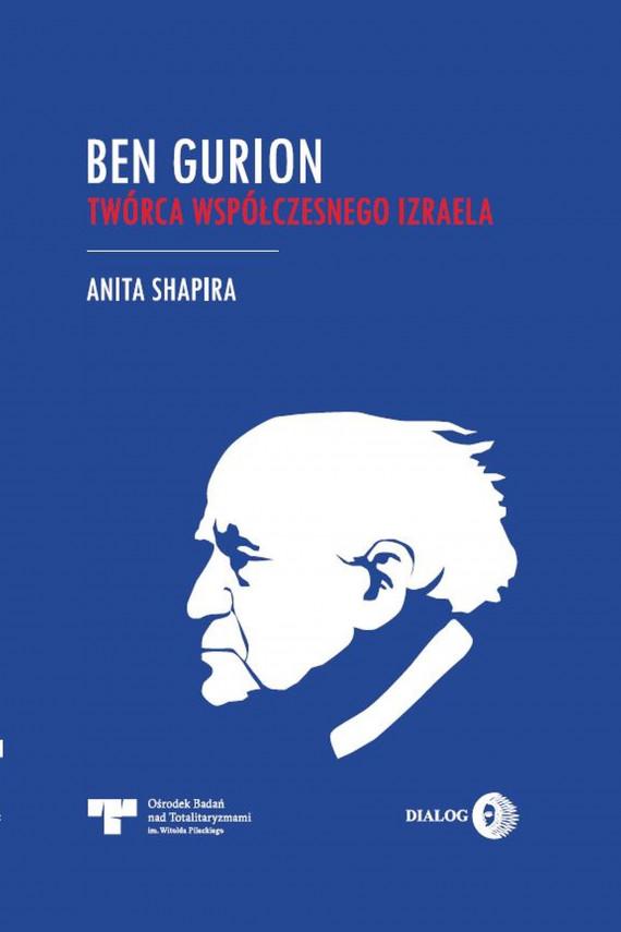 okładka Ben Gurion.ebook   EPUB, MOBI   Shapira Anita