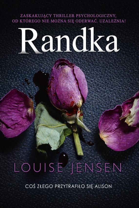 okładka Randkaebook | EPUB, MOBI | Ewa Kleszcz, Louise  Jensen