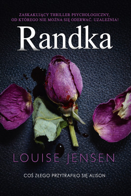 okładka Randka, Ebook | Ewa Kleszcz, Louise  Jensen