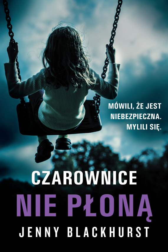 okładka Czarownice nie płonąebook | EPUB, MOBI | Izabela Matuszewska, Jenny Blackhurst