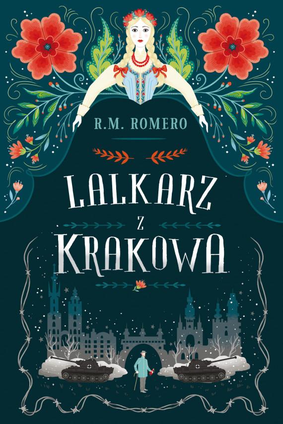 okładka Lalkarz z Krakowa. Ebook | EPUB, MOBI | Marta Duda-Gryc, R. M. Romero