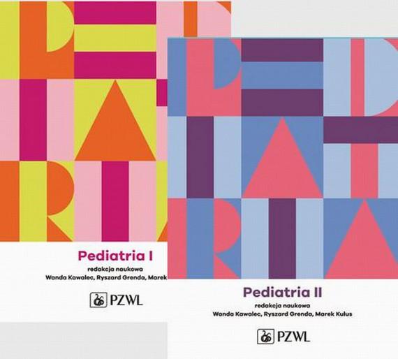 okładka Pediatria TOM I - IIebook | EPUB, MOBI | Marek  Kulus, Wanda  Kawalec, Ryszard  Grenda
