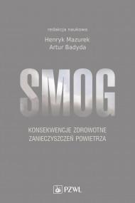 okładka Smog, Ebook | Henryk  Mazurek