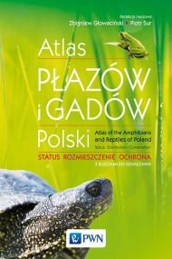 okładka Atlas płazów i gadów Polski. Ebook   Zbigniew  Głowaciński