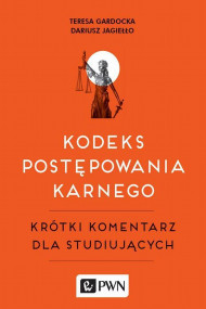 okładka Kodeks postępowania karnego. Ebook | Teresa  Gardocka, Dariusz  Jagiełło