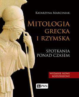 okładka Mitologia grecka i rzymska, Ebook | Katarzyna Marciniak