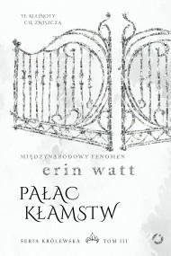 okładka Pałac kłamstw. Ebook | Erin Watt