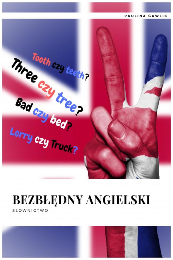 okładka Bezbłędny angielski Słownictwo. Ebook | PDF | Paulina Gawlik