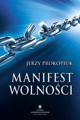 okładka Manifest wolności, Ebook   Prokopiuk Jerzy