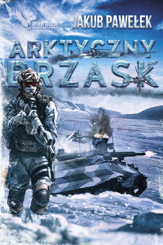 okładka Arktyczny brzaskebook   EPUB, MOBI   Jakub Pawełek