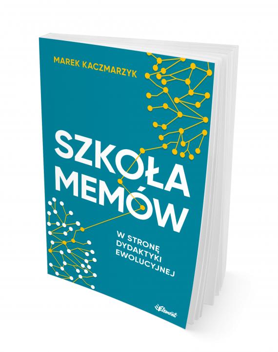okładka Szkoła Memówebook | EPUB, MOBI | Marek  Kaczmarzyk