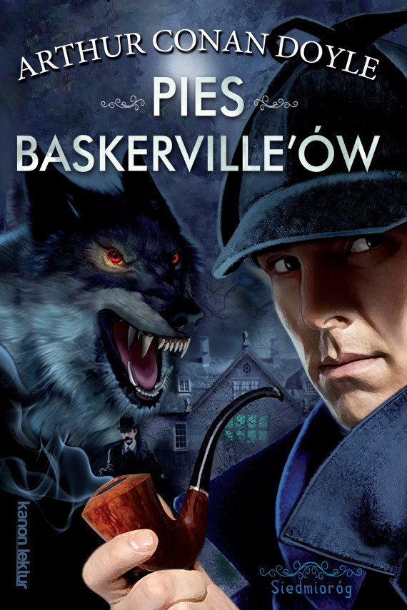 okładka Pies Baskerville'ówebook | EPUB, MOBI | Arthur Conan Doyle