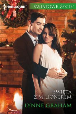 okładka Święta z milionerem, Ebook | Lynne Graham