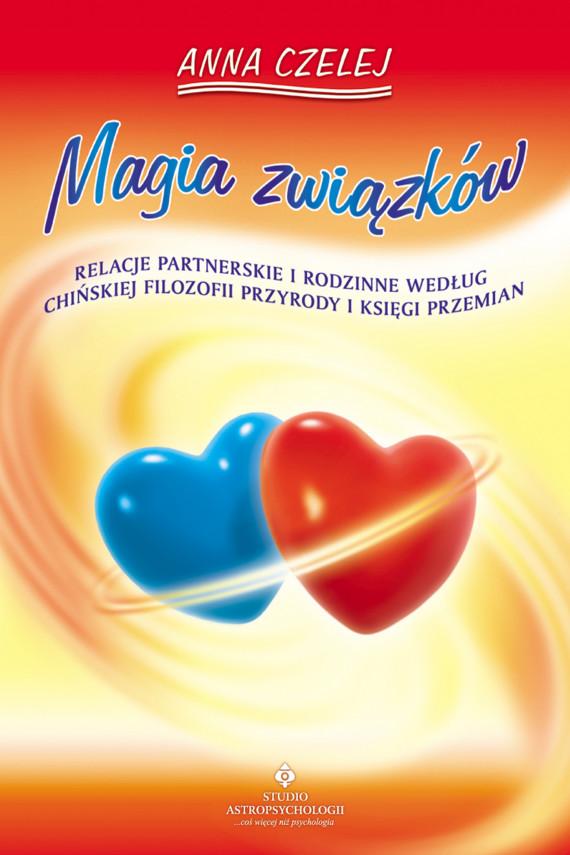 okładka Magia związkówebook   EPUB, MOBI   Czelej Anna