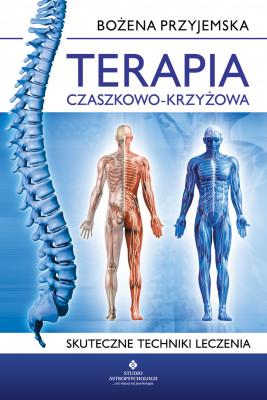 okładka Terapia czaszkowo-krzyżowa, Ebook | Bożena Przyjemska