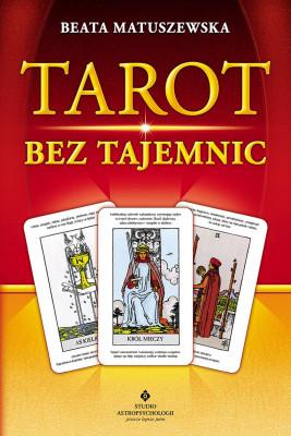 okładka Tarot bez tajemnic, Ebook | Beata Matuszewska
