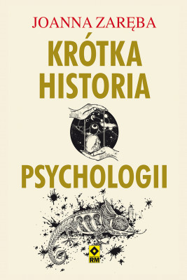 okładka Krótka historia psychologii, Ebook | Joanna Zaręba
