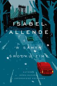 okładka W samym środku zimy, Ebook | Isabel Allende, Katarzyna Mojkowska