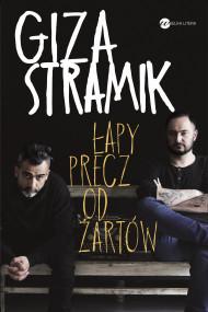 okładka Łapy precz od żartów, Ebook | Abelard Giza, Jacek Stramik
